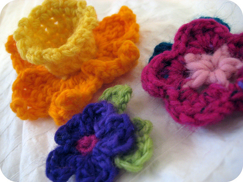 crochetedflowers